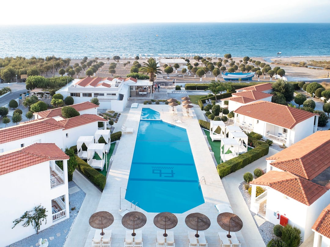 Holiday to Fito Aqua Bleu Resort in PYTHAGORION (GREECE) for 7 nights (BB) departing from gatwick on 03 Oct