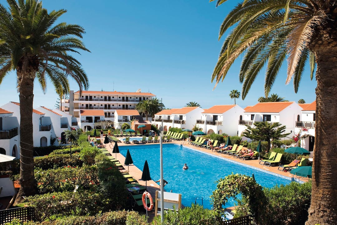 Holiday to Parquemar in PLAYA DEL INGLES (SPAIN) for 7 nights (SC) departing from birmingham on 20 May