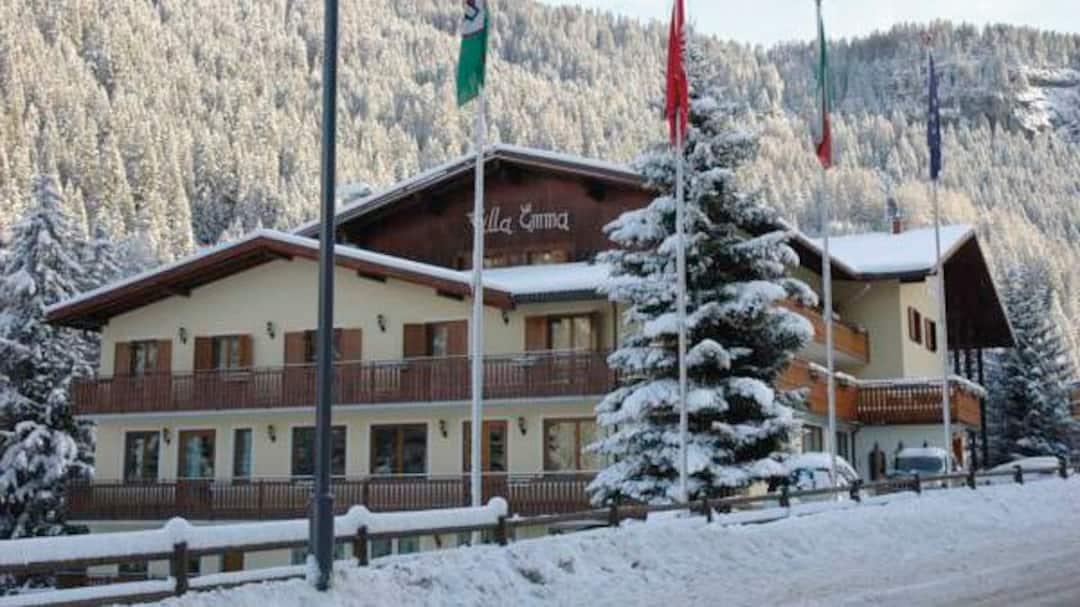 Hotel Villa Cristina Val Di Fassa