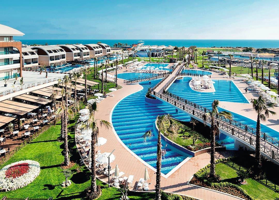 Holiday to Club Magic Life Jacaranda Side in SIDE (TURKEY) for 7 nights (AI) departing from gatwick on 01 May
