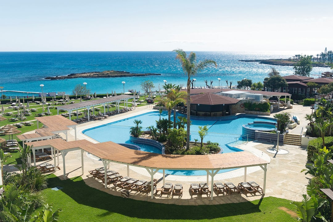 Holiday to Capo Bay Hotel in PROTARAS (CYPRUS) for 7 nights (BB) departing from manchester on 04 Jun