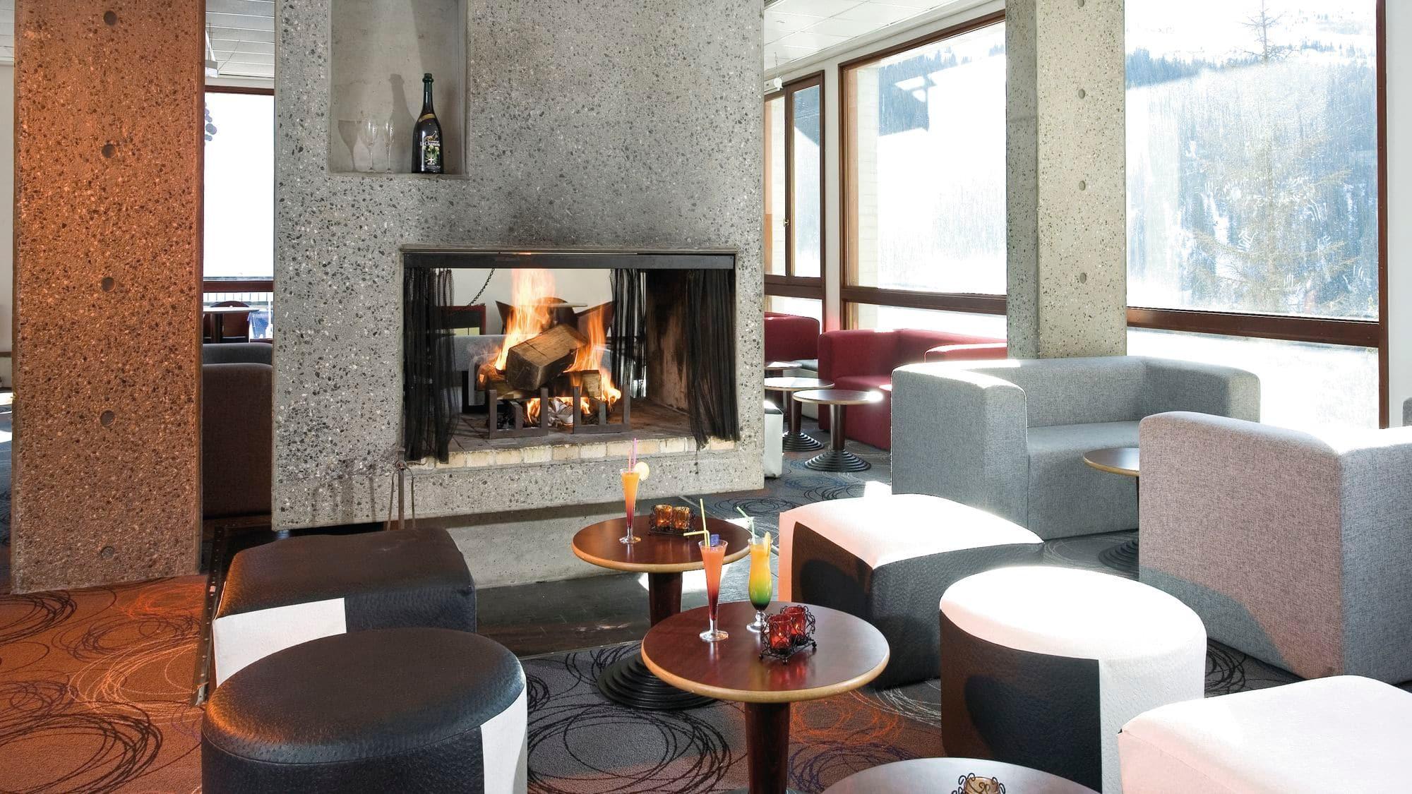 Hotel Le Flaine Flaine Crystal Ski