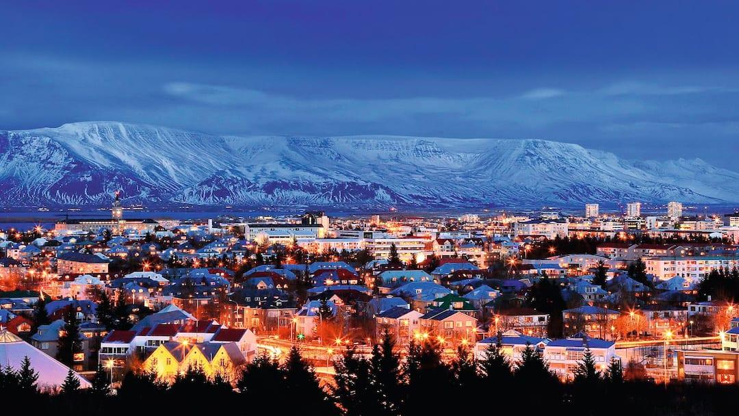 Resultado de imagem para o Natal de Reykjavik