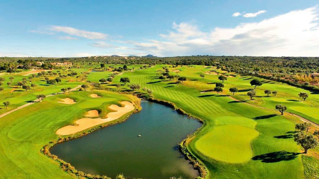 Son Vida Golf Course, Majorca