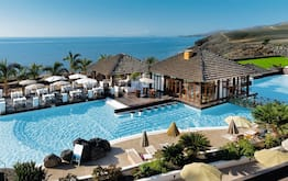 Holiday to Hesperia Lanzarote Hotel in PUERTO CALERO (SPAIN) for 7 nights (BB) departing from BHX on 06 Nov