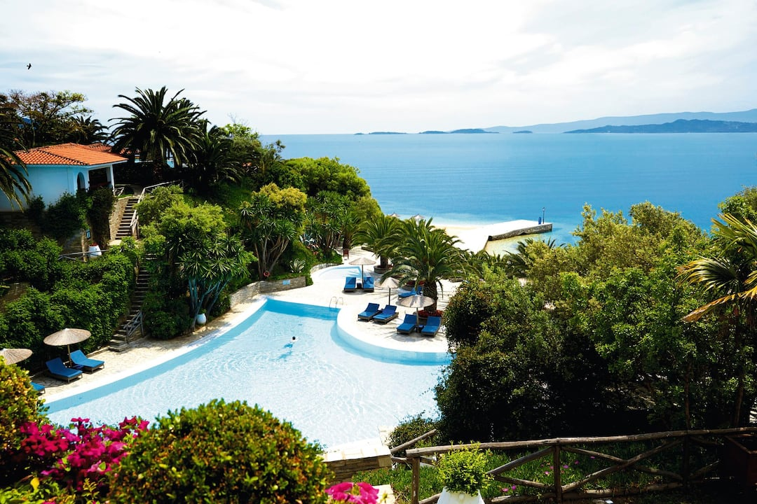 Holiday to Eagles Palace in OURANOUPOLIS (GREECE) for 7 nights (BB) departing from birmingham on 30 Sep
