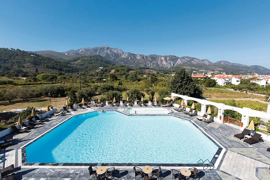 Holiday to Venus Hotel in KOKKARI (GREECE) for 7 nights (BB) departing from gatwick on 30 May