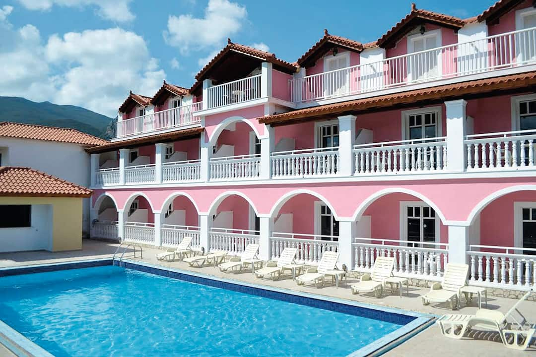 Holiday to Giannis Studios Alykes in ALYKES (GREECE) for 4 nights (SC) departing from gatwick on 27 Sep