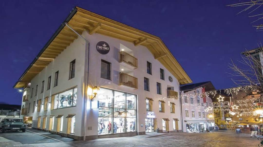 Boutique Hotel St Georg