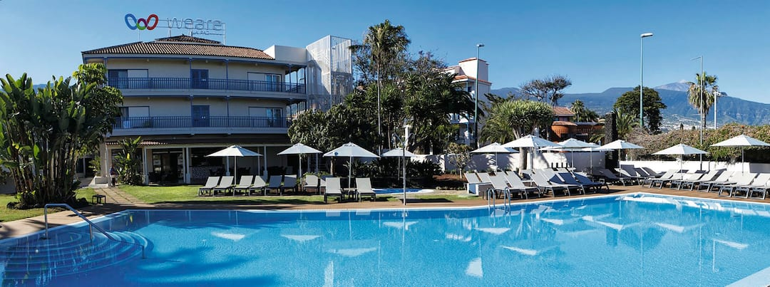 Holiday to Weare La Paz in PUERTO DE LA CRUZ (SPAIN) for 3 nights (HB) departing from manchester on 25 Feb