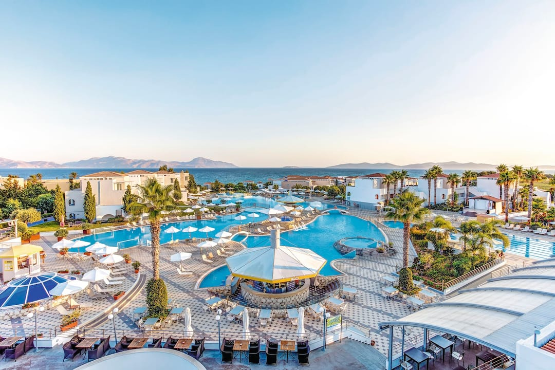 Holiday to Tui Magic Life Marmari Palace By Atlantica in MASTICHARI (GREECE) for 4 nights (AI) departing from birmingham on 28 Sep