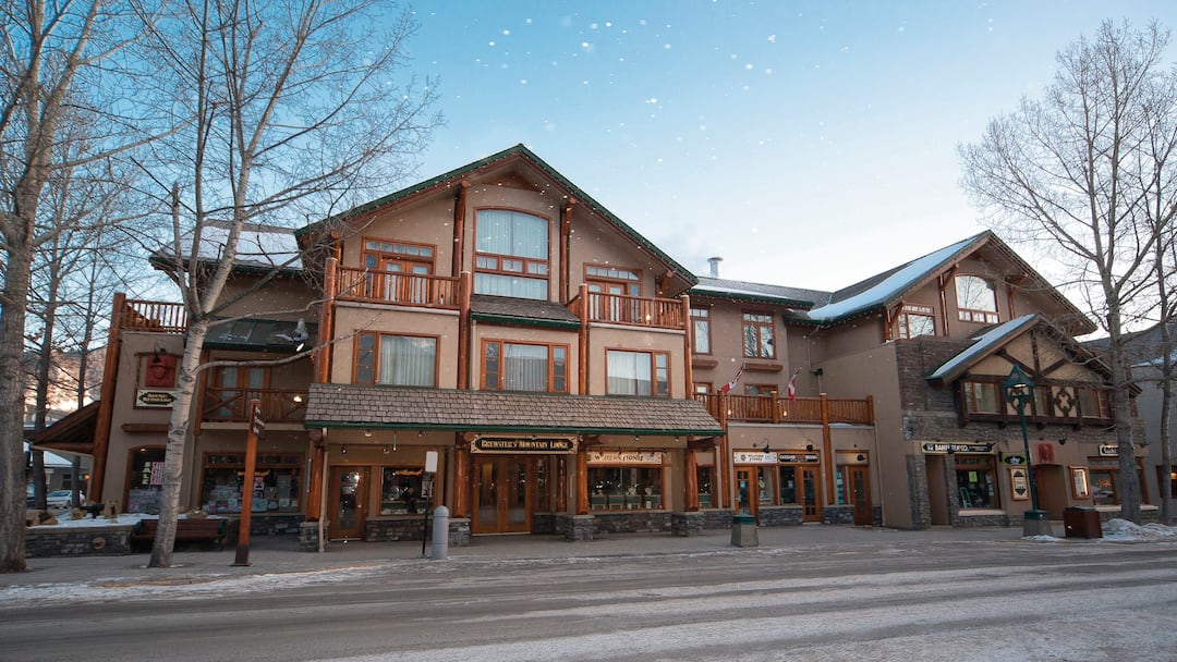 Mountain View Bed And Breakfast Banff