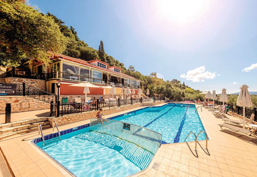 Holiday to Zante Palace in TSILIVI (GREECE) for 4 nights (BB) departing from gatwick on 08 May