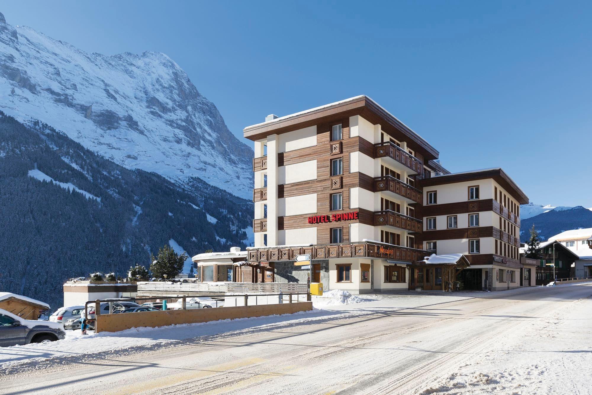 2 of 16 & Hotel Spinne | Grindelwald | Crystal Ski