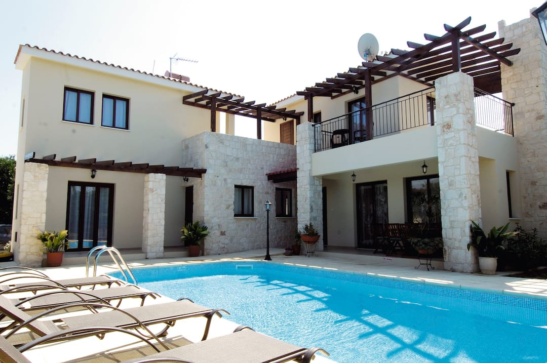 Holiday to Lena Villas in POLIS (CYPRUS) for 7 nights (SC) departing from cardiff on 05 May