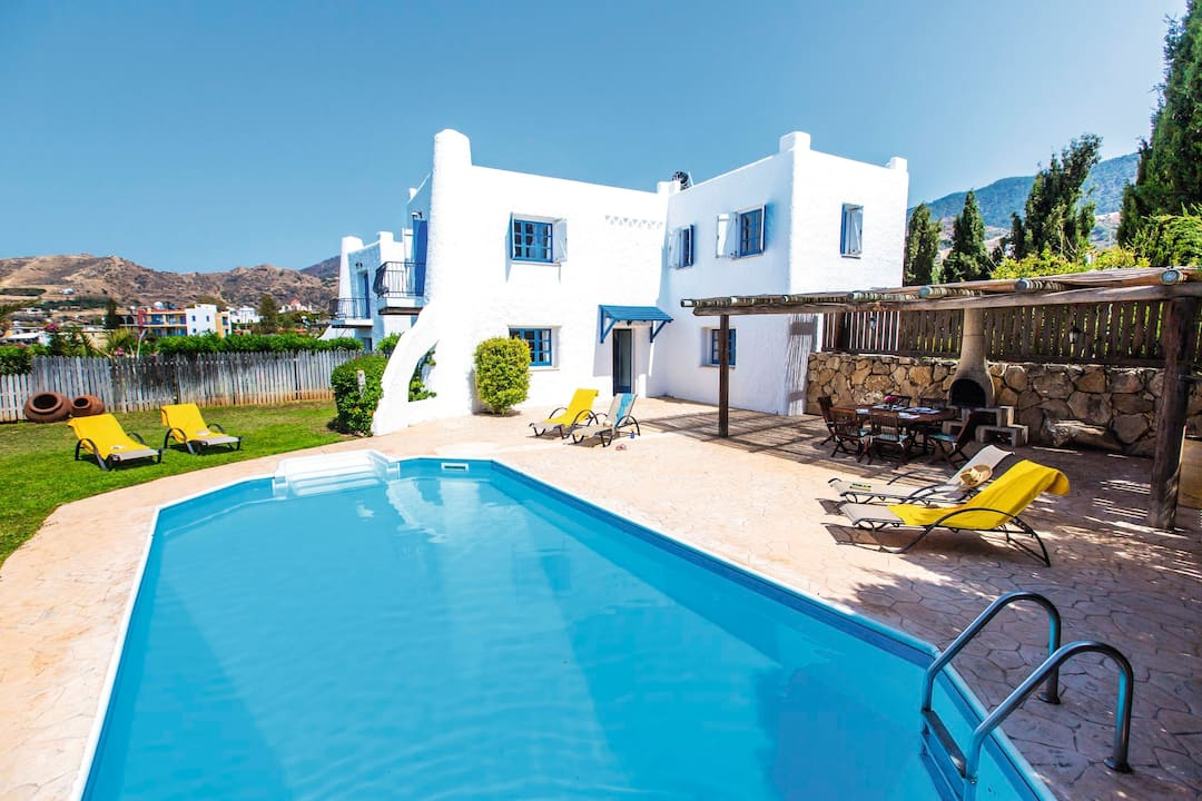 Holiday to Clarissa Villa in POMOS (CYPRUS) for 7 nights (SC) departing from birmingham on 23 May