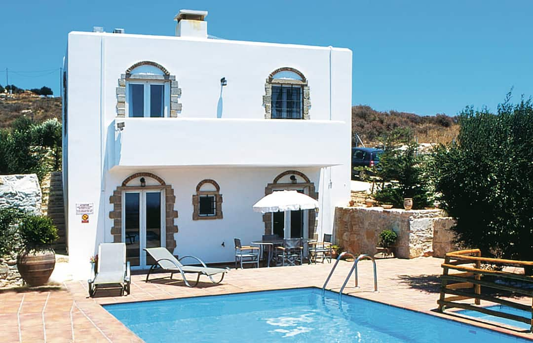 Holiday to Gortys Villa in KAMILARI (GREECE) for 7 nights (SC) departing from manchester on 22 Sep