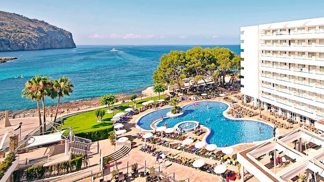 Hotel Grand Camp De Mar Mallorca