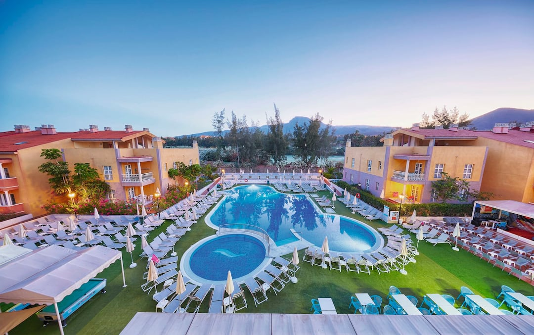 Compostela Beach Golf Apartments