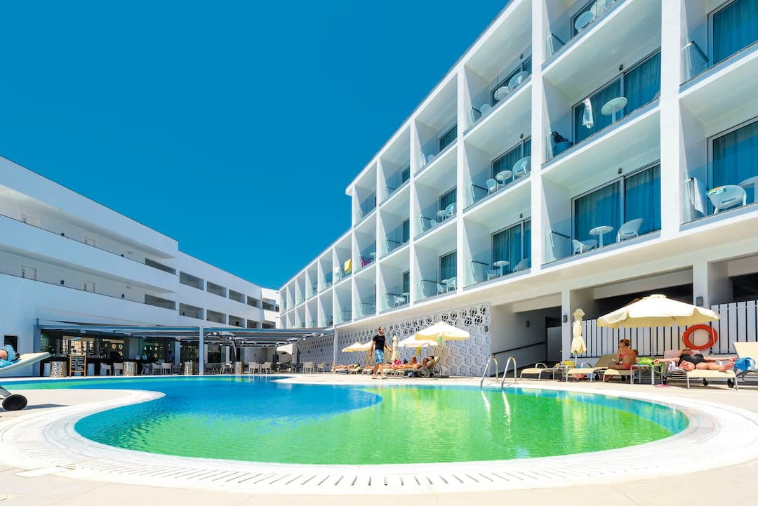 Holiday to River Rock Hotel in AYIA NAPA (CYPRUS) for 3 nights (BB) departing from birmingham on 07 May