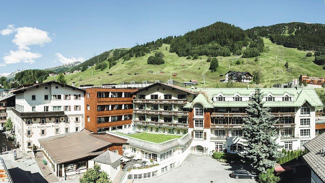 Hotel Schwarzer Adler St Anton Am Arlberg
