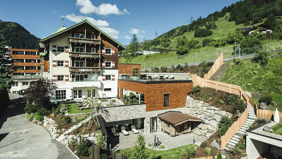 St Anton Hotel Alpenhof