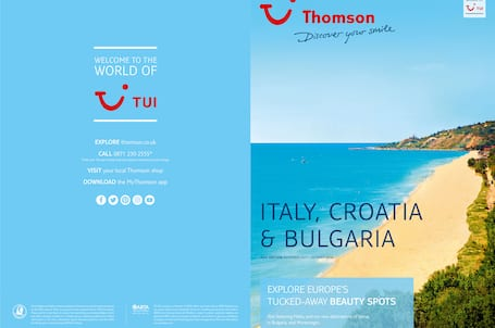 Bulgaria Croatia Malta And Italy Brochure Thomson Now Tui