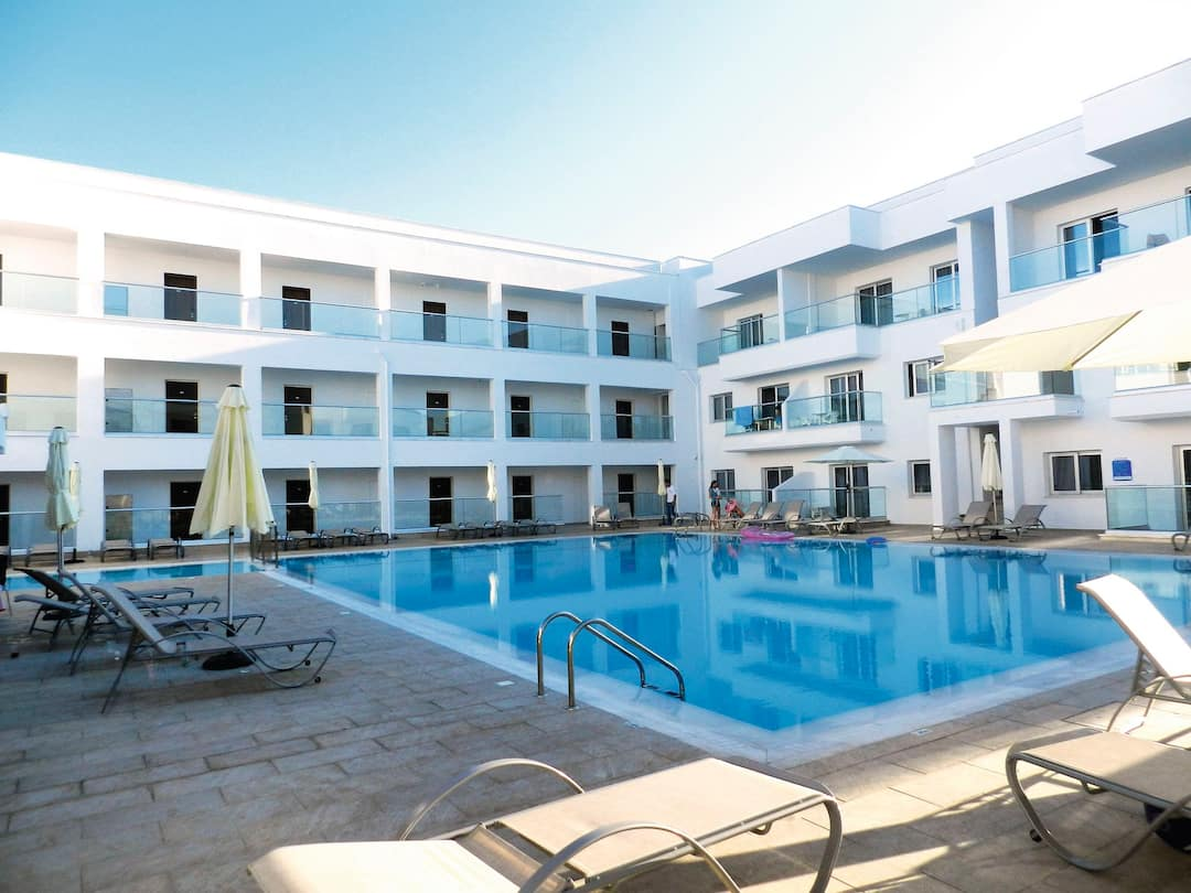Holiday to Evabelle in AYIA NAPA (CYPRUS) for 3 nights (SC) departing from bristol on 03 Oct