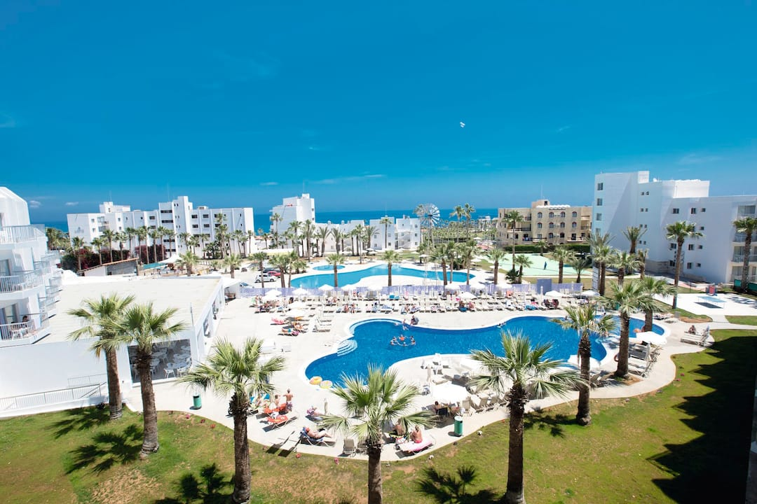 Holiday to Papantonia Hotel in PROTARAS (CYPRUS) for 7 nights (AI) departing from manchester on 04 Jun