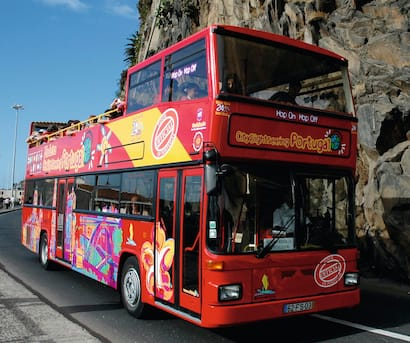Funchal Hop-On Hop-Off