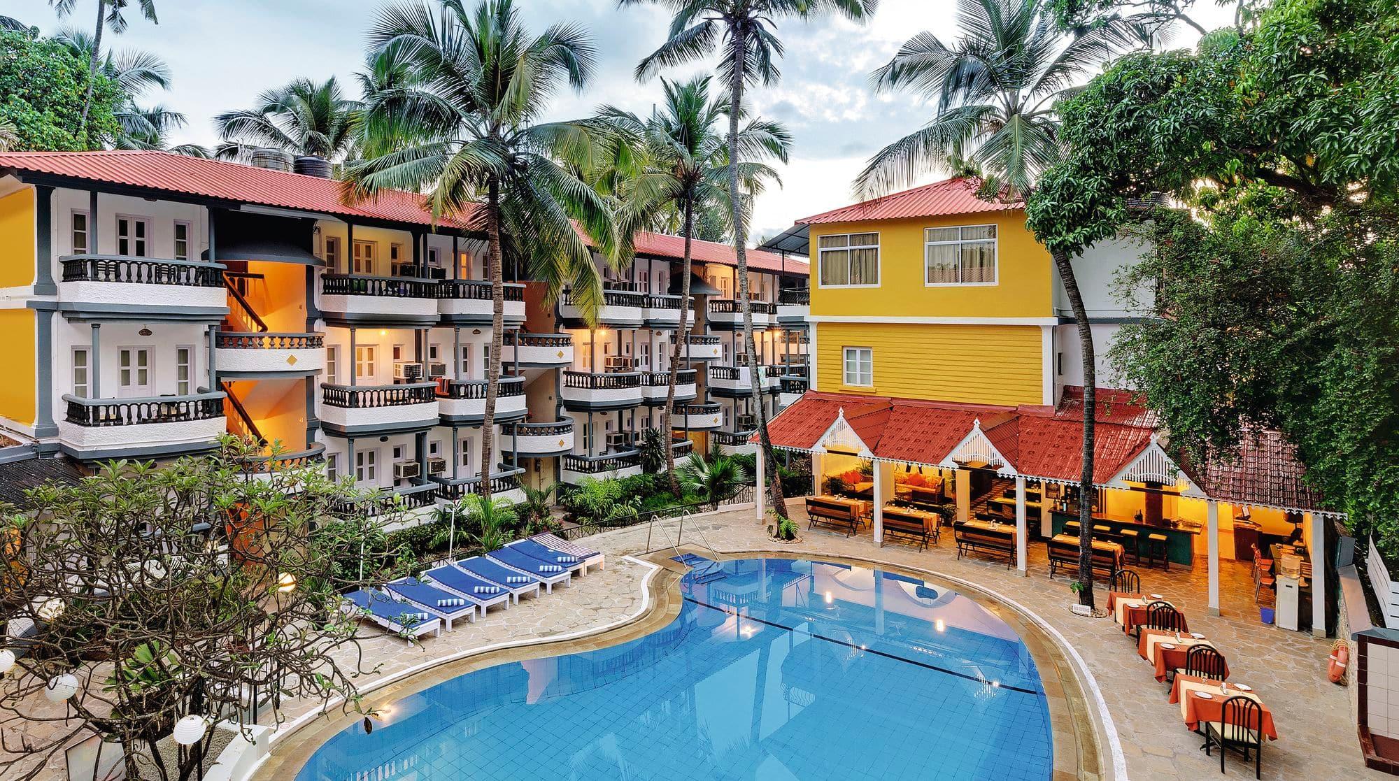 Hotel 3 Santiago Resort, India, Goa: description, rooms and reviews 67