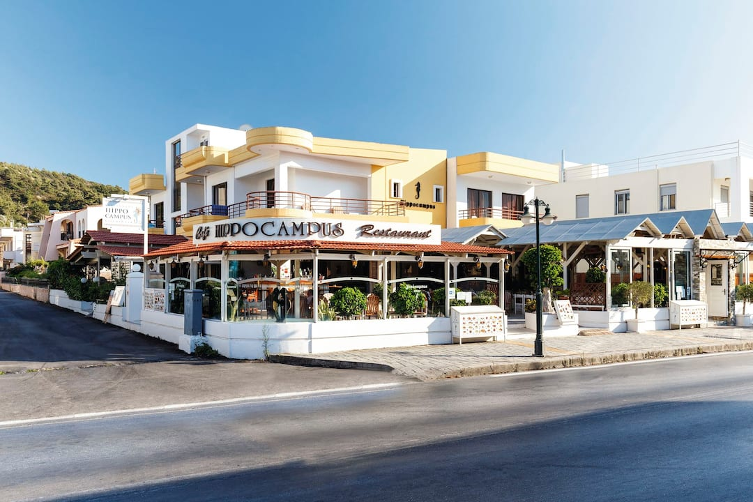 Holiday to Hippocampus Hotel in IXIA (GREECE) for 3 nights (RO) departing from gatwick on 05 Oct