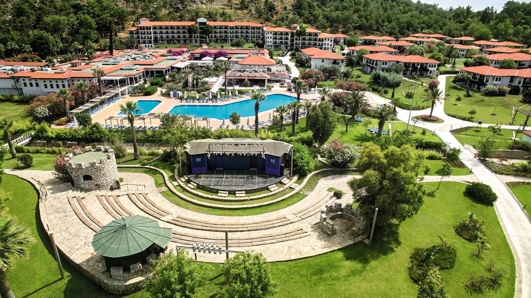 Holiday to Tui Blue Sarigerme Park in SARIGERME (TURKEY) for 7 nights (AI) departing from stansted on 02 May