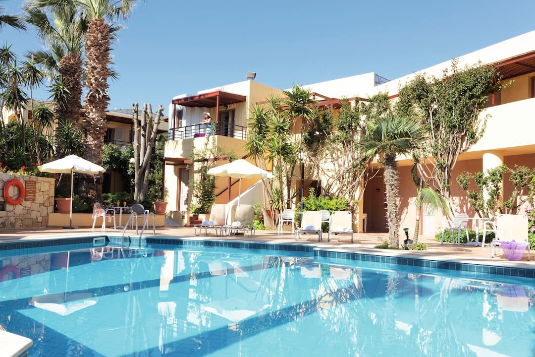 Holiday to Latania Studios in STALIS (GREECE) for 3 nights (SC) departing from gatwick on 06 May