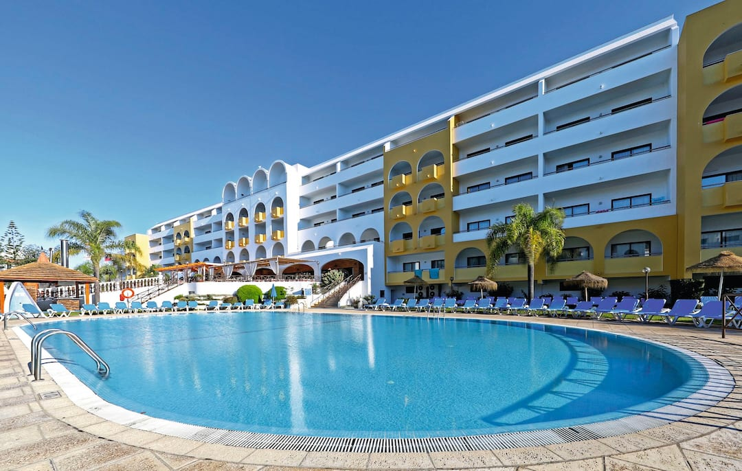 Holiday to Paladim & Alagoamar Hotels in ALBUFEIRA (PORTUGAL) for 7 nights (SC) departing from east midlands on 07 May