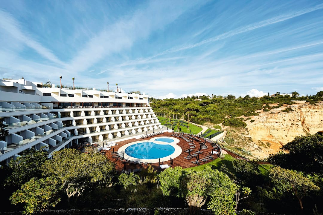 Holiday to Tivoli Carvoeiro in CARVOEIRO (PORTUGAL) for 7 nights (BB) departing from stansted on 03 Oct