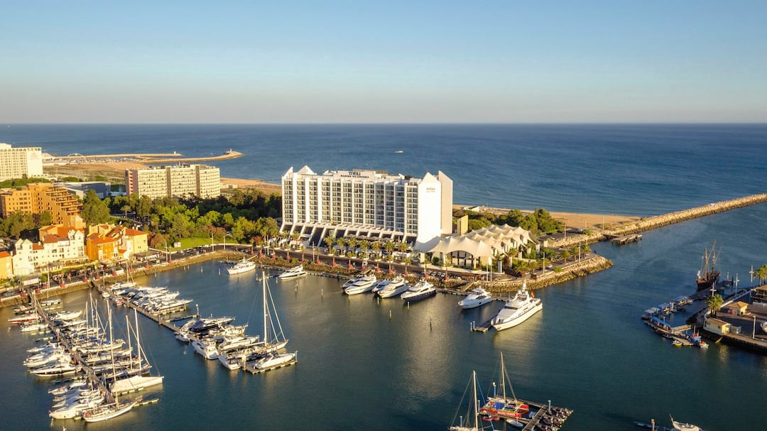 Holiday to Tivoli Marina Vilamoura in VILAMOURA (PORTUGAL) for 3 nights (BB) departing from east midlands on 07 May