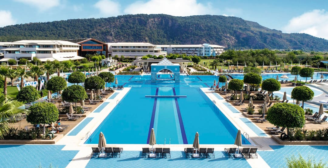 Holiday to Hilton Dalaman Sarigerme Resort & Spa in SARIGERME (TURKEY) for 3 nights (AI) departing from bristol on 12 Jun
