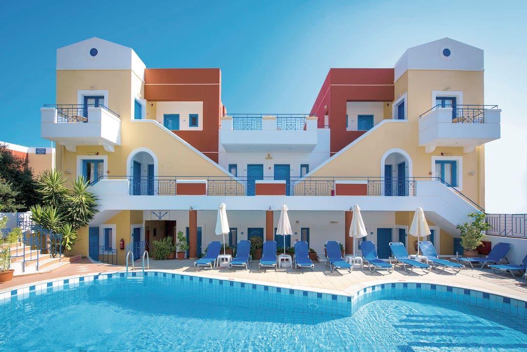 Holiday to Astra Village Apartments & Suites in KOUTOULOUFARI (GREECE) for 5 nights (SC) departing from gatwick on 07 May