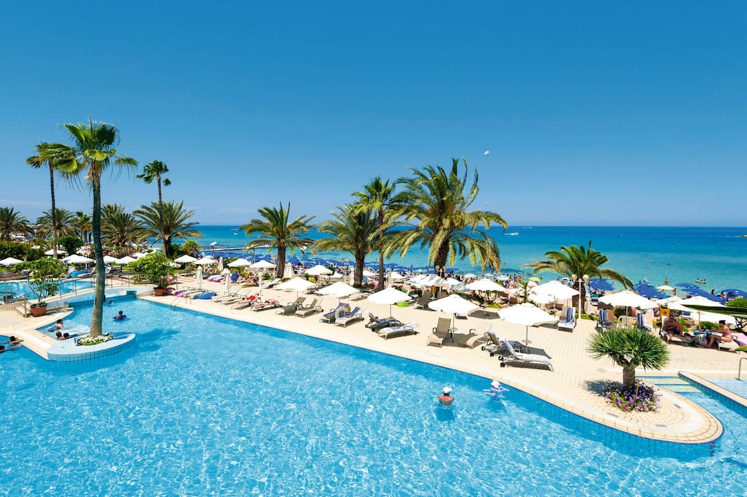 Holiday to Sunrise Beach Hotel in PROTARAS (CYPRUS) for 4 nights (BB) departing from manchester on 07 Jun