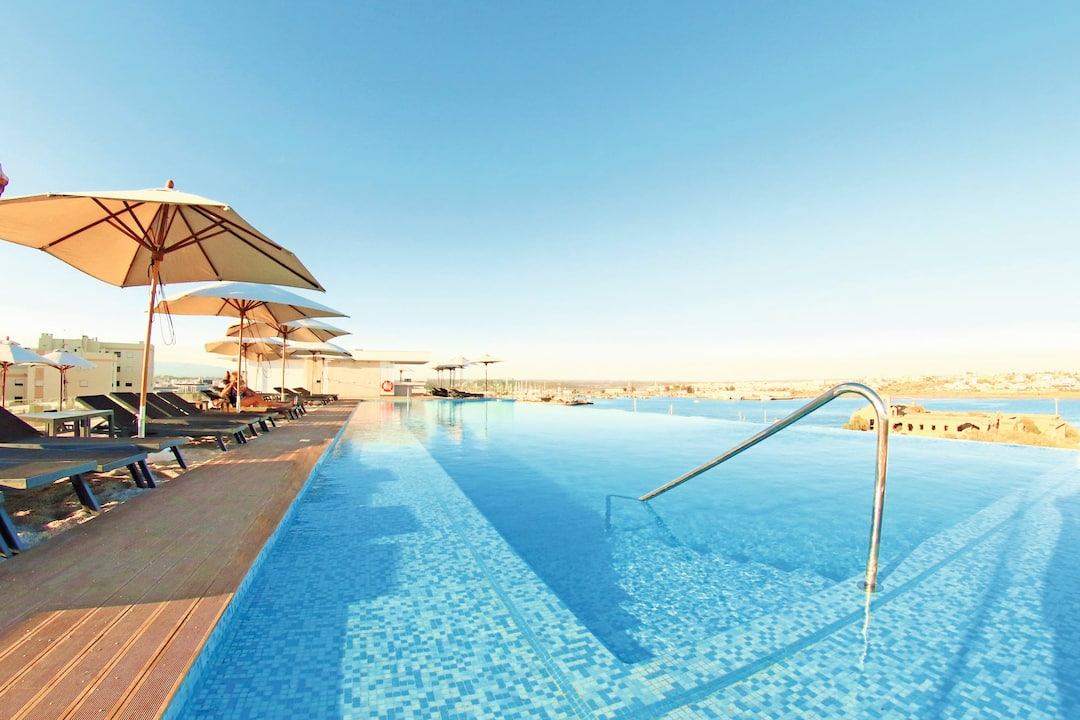 Holiday to Jupiter Marina Hotel - Couples & Spa in PRAIA DA ROCHA (PORTUGAL) for 3 nights (BB) departing from stansted on 03 Oct