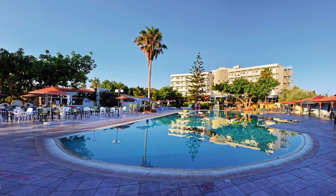 Holiday to Atlantis Hotel in LAMBI (GREECE) for 3 nights (AI) departing from manchester on 03 Jun