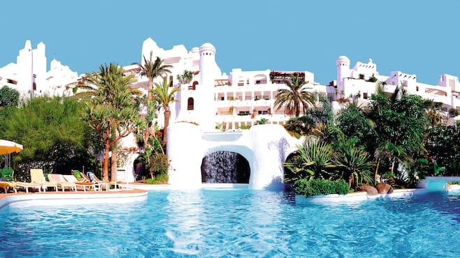 Hotel jardin tropical in costa adeje thomson now tui for Jardin tropical costa adeje