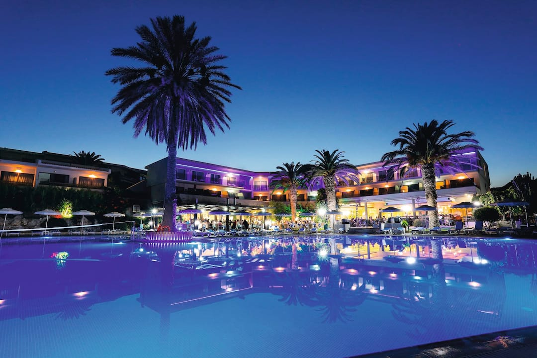 Holiday to Cathrin Hotel in FALIRAKI (GREECE) for 3 nights (HB) departing from luton on 06 May