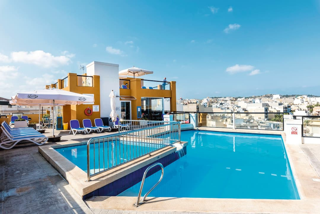 Holiday to Sunseeker Holiday Complex in BUGIBBA (MALTA) for 7 nights (SC) departing from gatwick on 05 Mar