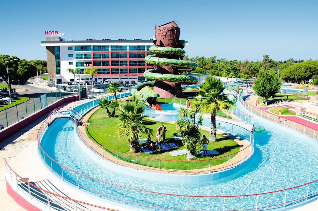 Holiday to Aquashow Park Hotel in QUARTEIRA (PORTUGAL) for 3 nights (BB) departing from manchester on 13 May