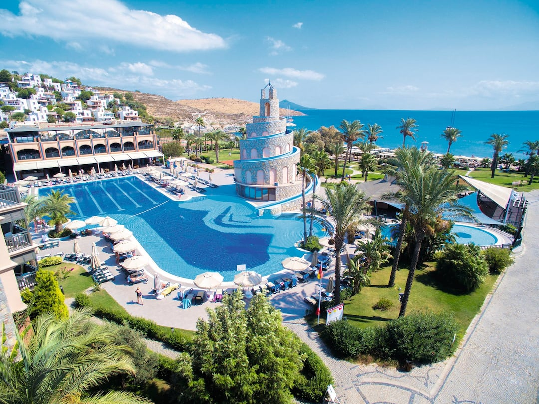 Holiday to Bodrum Imperial in AKYARLAR (TURKEY) for 7 nights (AI) departing from DSA on 10 Jun