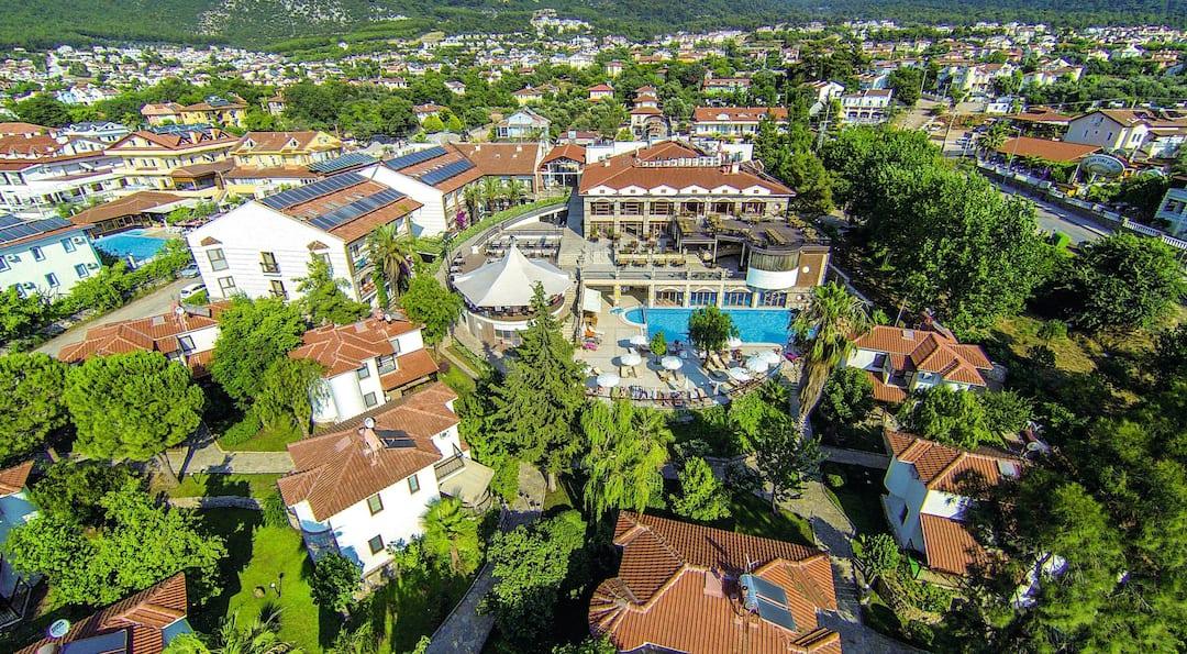 Holiday to Orka Club Hotel & Villas in OLU DENIZ (TURKEY) for 7 nights (SC) departing from manchester on 03 Jun