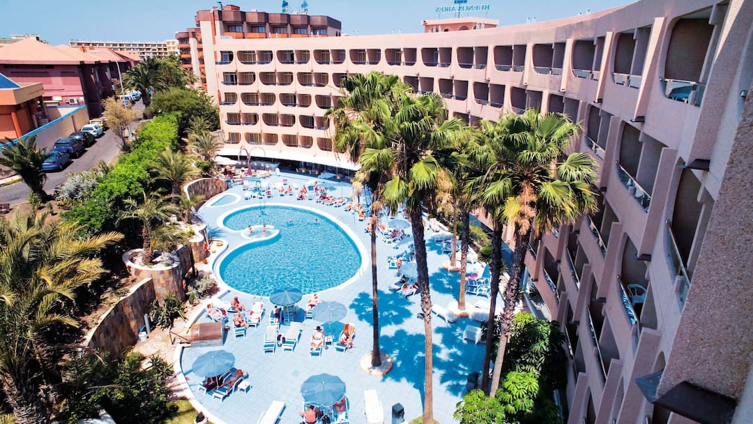 Holiday to Mur Aparhotel Buenos Aires in PLAYA DEL INGLES (SPAIN) for 7 nights (SC) departing from birmingham on 20 May
