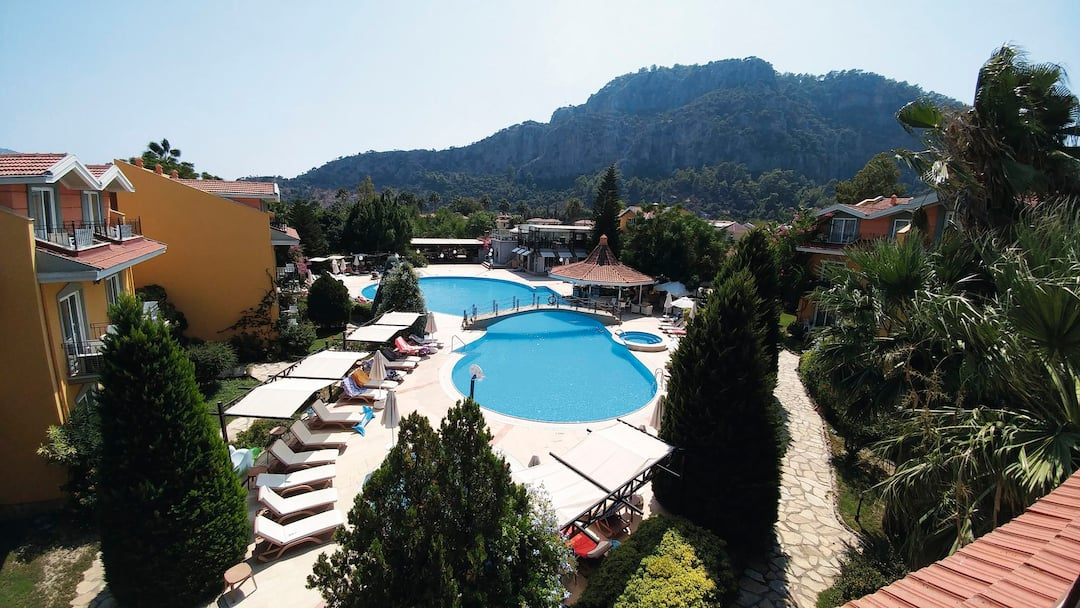 Holiday to Club Alla Turca in DALYAN (TURKEY) for 7 nights (BB) departing from manchester on 01 Jun